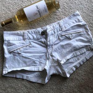 UNIONBAY White Short Jeans